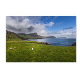 Philippe Sainte-Laudy 'A Place with No Name' Canvas Art