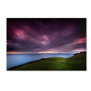 Philippe Sainte-Laudy 'Scottish Colors' Canvas Art