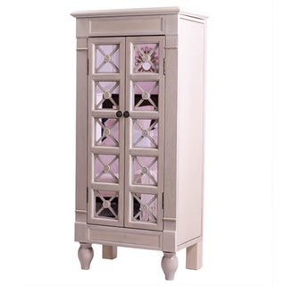 Hives & Honey Driftwood Jewelry Armoire