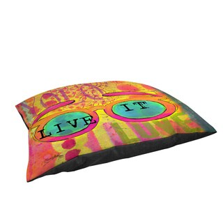 Thumbprintz Sunglasses Live It Fleece Pet Bed