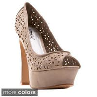 Gomax Women's Red Carpet 04 Platform Pump