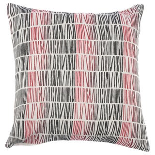 20-inch Barcode Accent Pillow