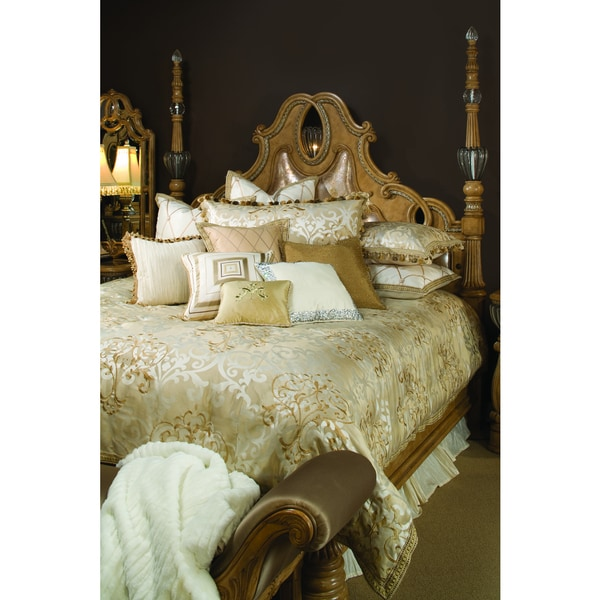 Michael Amini Luxembourg 13-piece Comforter Set