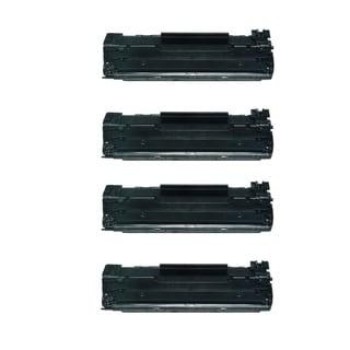 4-Pack Compatible Canon C3500B001AA 128 Toner ImageClass D550 MF4412 4420 4450 4550 4570 4580 D520 L100 L150 L170 L190 L250