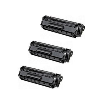 3-Pack Compatible HP CE278A 78A Toner Cartridge For HP P1560 P1566 P1600 P1606 M1536