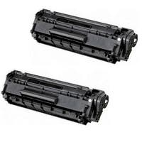 2-Pack Compatible HP CE278A 78A Toner Cartridge For HP P1560 P1566 P1600 P1606 M1536