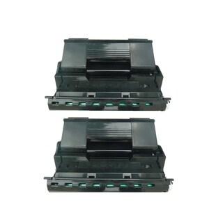 Replacing Okidata 52116002 Black Laser Toner Cartridge for OKI B6500 B6500dn B6500dtn B6500n Series Printers (Pack of 2)