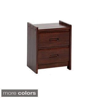 Woodcrest Heartland Collection Night Stand