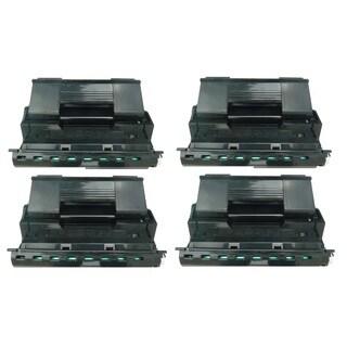 Replacing Konica Minolta A0FN012 Pagepro 4650 4650EN Black High-capacity Toner Cartridge Series Printers (Pack of 4)