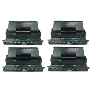Replacing A0FP012 Black Toner Cartridge for Konica Minolta Pagepro 5650 5650EN Series Printers (Pack of 4)