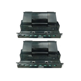 Replacing A0FP012 Black Toner Cartridge for Konica Minolta Pagepro 5650 5650EN Series Printers (Pack of 2)