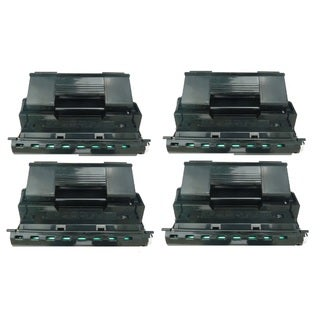 Replacing A0FP013 TN412 Black Toner Cartridge for Konica-Minolta Bizhub 40P 40PX Series Printers (Pack of 4)