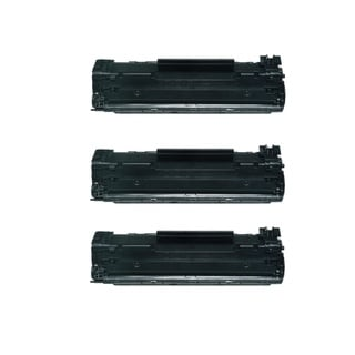 Replacing Canon 137 (9435B001) Black Toner Cartridge for ImageClass MF212w MF216n MF227dw MF229dw Series Printers (Pack of 3)
