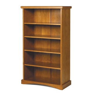 Woodcrest Pine Ridge Bookshelf