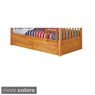 Woodcrest Pine Ridge Underbed Storage