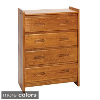 Woodcrest Heartland Collection 4-drawer chest