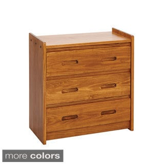 Woodcrest Heartland Collection 3-drawer chest