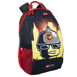 LEGO City Fire Helmet Heritage Basic Backpack