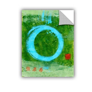 ArtWall Elena Ray ' Strong Tao ' Art Appeals Removable Wall Art