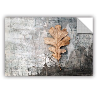 ArtWall Elena Ray ' Still Life Leaf ' Art Appeals Removable Wall Art (3 options available)