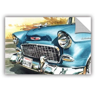 Bill Drysdale ' Cool 55 ' Art Appeals Removable Wall Art (3 options available)