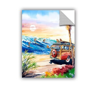 Bill Drysdale ' Endless Summer ' Art Appeals Removable Wall Art (3 options available)
