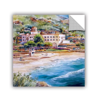 Bill Drysdale ' Laguna Main Beach ' Art Appeals Removable Wall Art