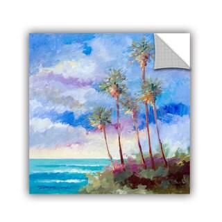 Bill Drysdale ' Laguna Palms ' Art Appeals Removable Wall Art