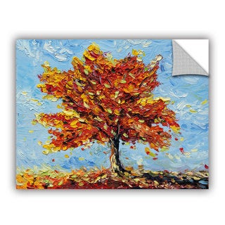 ArtWall Meaghan Troup ' Clothed With Joy ' Art Appeals Removable Wall Art
