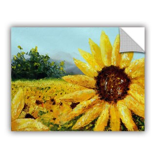 ArtWall Meaghan Troup ' Warmth Of The Sun ' Art Appeals Removable Wall Art