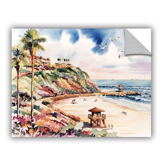 Bill Drysdale ' Salt Creek Beach ' Art Appeals Removable Wall Art