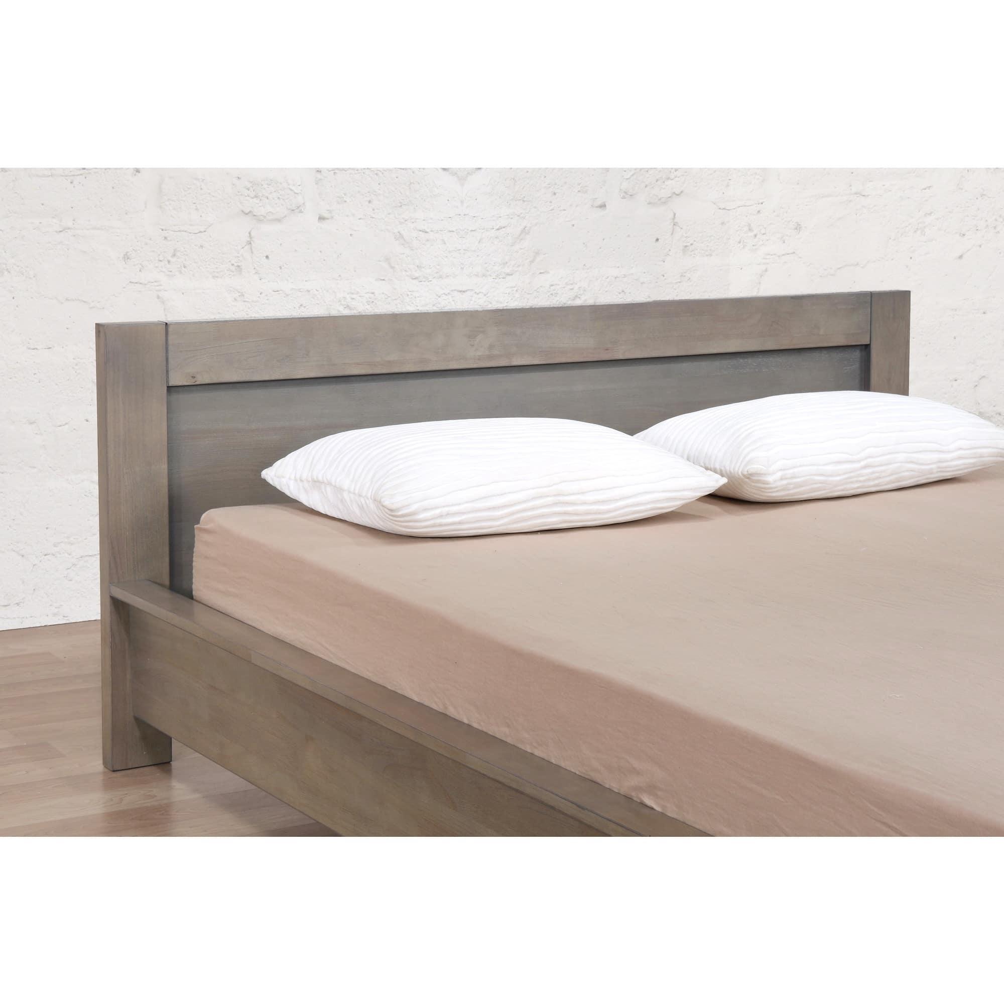 Alsa Gray King Bed