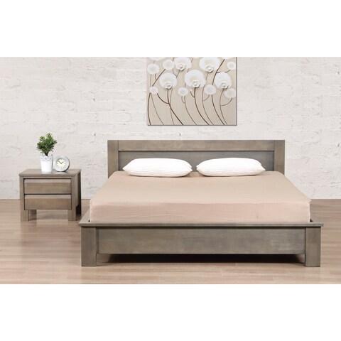 Jasper Laine Alsa Gray Queen Bed
