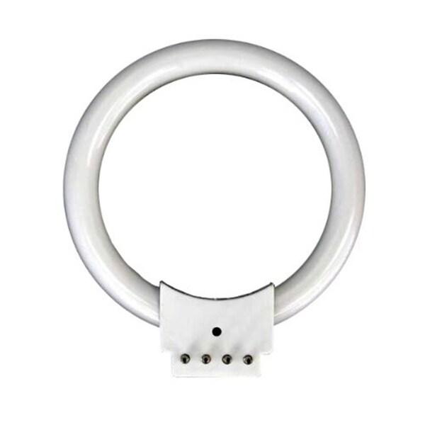 12W Fluorescent Ring Light Bulb