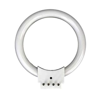 12W Fluorescent Ring Light Bulb