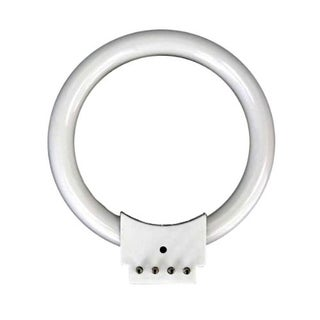 8W Fluorescent Ring Light Bulb