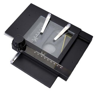 X-Y Gliding Table - Manual Stage For Microscopes
