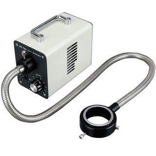50W LED Fiber Optic O-Ring Light Microscope Illuminator
