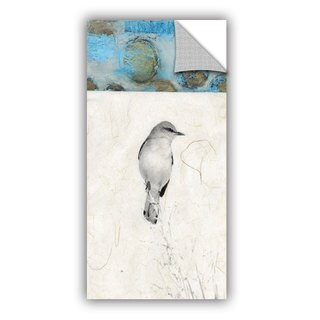 ArtWall Elena Ray ' Mocking Bird Abstract ' Art Appeals Removable Wall Art