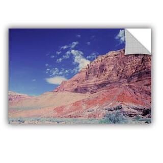 ArtWall Dan Wilson 'Utah-Paria Canyon' Art Appeelz Removable Wall Art