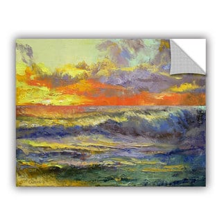 ArtWall Michael Creese ' Califonia Dreaming ' Art Appealz Removable Wall Art