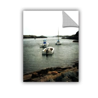 ArtWall Kevin Calkins ' Safe Harbor' Artappealz Removable Wall Art
