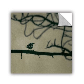 ArtWall Elena Ray ' Yoga Bird 2 ' Art Appeals Removable Wall Art