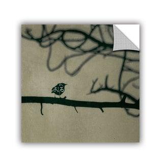 ArtWall Elena Ray ' Yoga Bird 2 ' Art Appeals Removable Wall Art