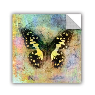 ArtWall Elena Ray ' Butterfly ' Art Appeals Removable Wall Art