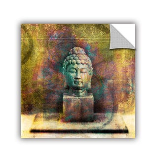 ArtWall Elena Ray  ' Buddah ' Art Appeals Removable Wall Art
