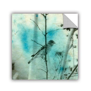ArtWall Elena Ray ' Bird Nest ' Art Appeals Removable Wall Art