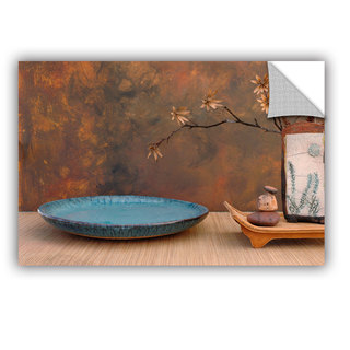ArtWall Elena Ray ' Zen Still Life ' Art Appeals Removable Wall Art