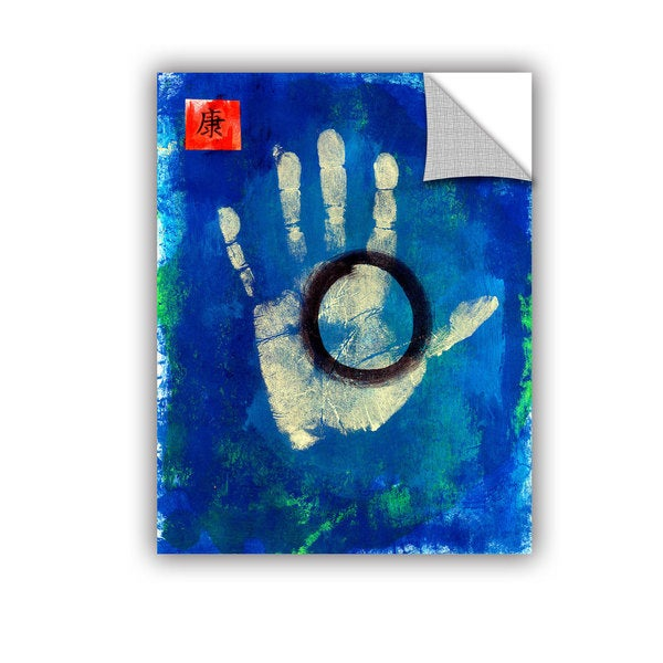 ArtWall Elena Ray ' Health Hand ' Art Appeals Removable Wall Art