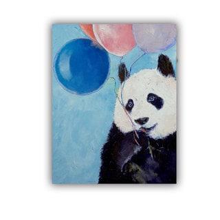 ArtWall Michael Creese ' Panda Party ' Art Appeals Removable Wall Art